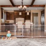 Super Wide Adjustable Baby Gate and Play Yard