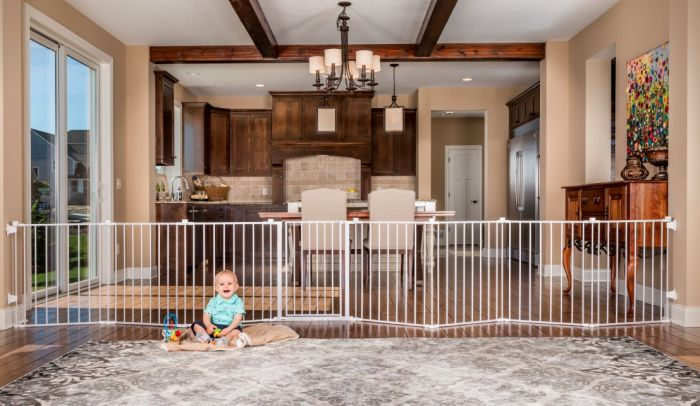 The Best 8 Baby Gates For Stairs, Doorways And More