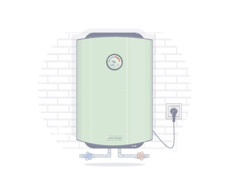 Enjoy A Hot Shower As Long As You'd Like With A Tankless Water Heater