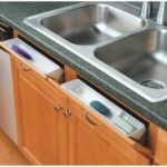 Tip-Out Front Sink Tray Set