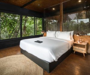 Experimental Treehouse Hotel In Tropical Indonesia