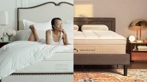 Saatva VS Dreamcloud: Let's Compare The Two Best Mattresses