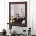Wall Mirror Vanity Mirror with Shelf