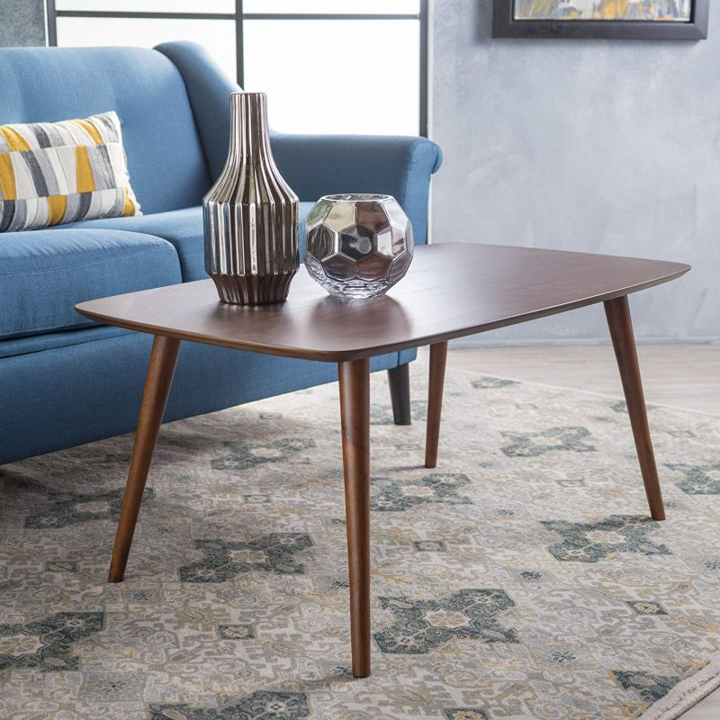 Walnut Wood Coffee Table