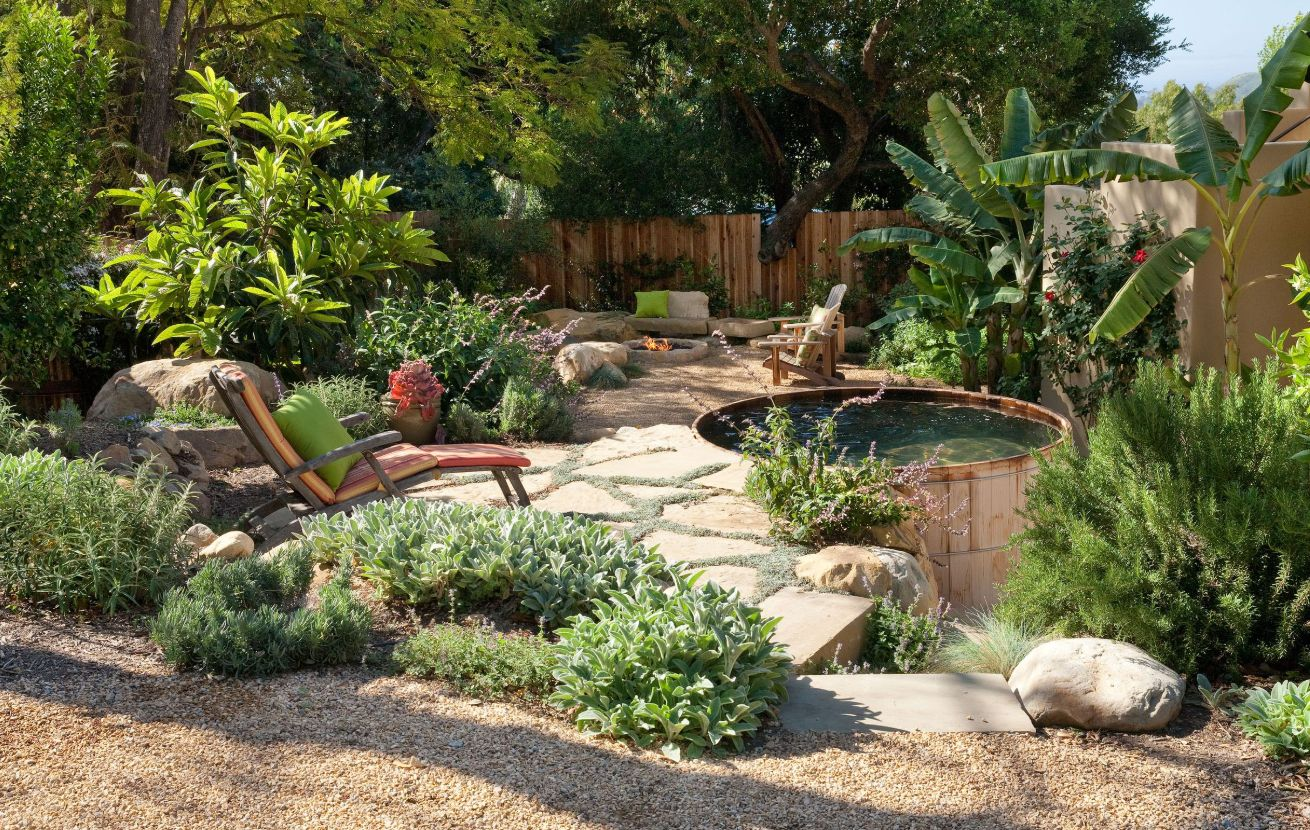 10 Inspiring Landscaping Ideas For Backyard Fire Pits