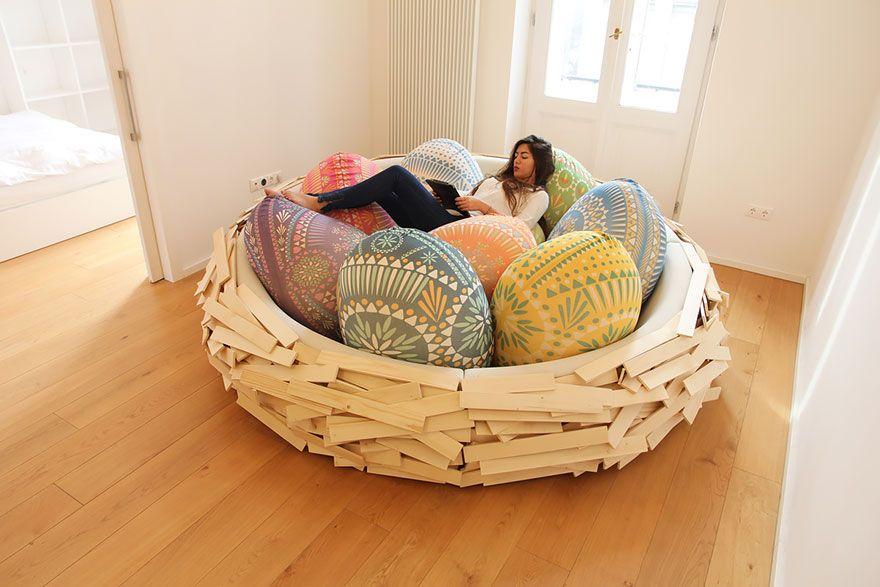 10 Cool Designs That Reimagine Everyday Furniture Pieces