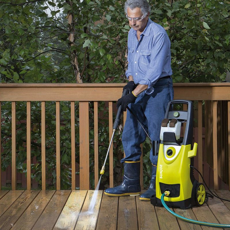5 Best Small Pressure Washers for Everyday Use