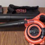 Black+Decker Lithium Blower-Vacuum