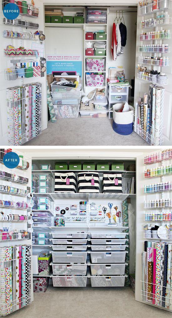 Walk in Closet Craft