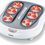 Beurer Shiatsu Foot Massager 18 Rotating Massage Heads