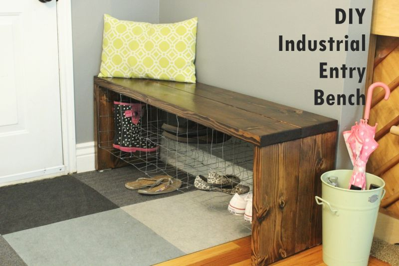 How To Build A Custom Shoe Rack From Scratch - 14 Cool Ideas