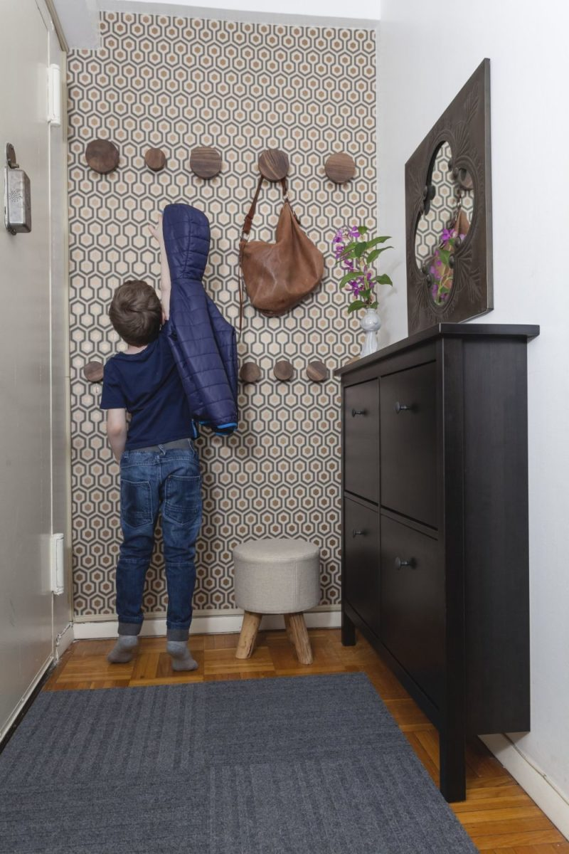 Make Your Entryway More Functional and Super Stylish