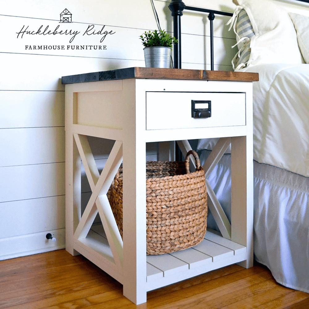 10 Diy Farmhouse Coffee Tables For Cozy Living Rooms