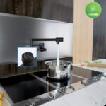 KES Kitchen Pot Filler Folding Faucet
