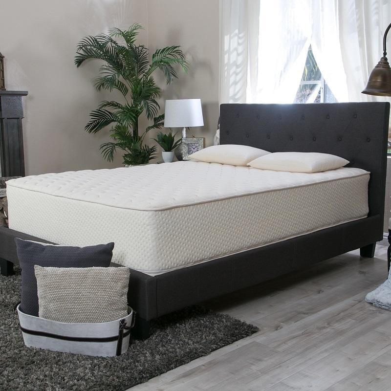 Latex for Less Mattress Review – Flippable and Certified Organic Cotton Cover