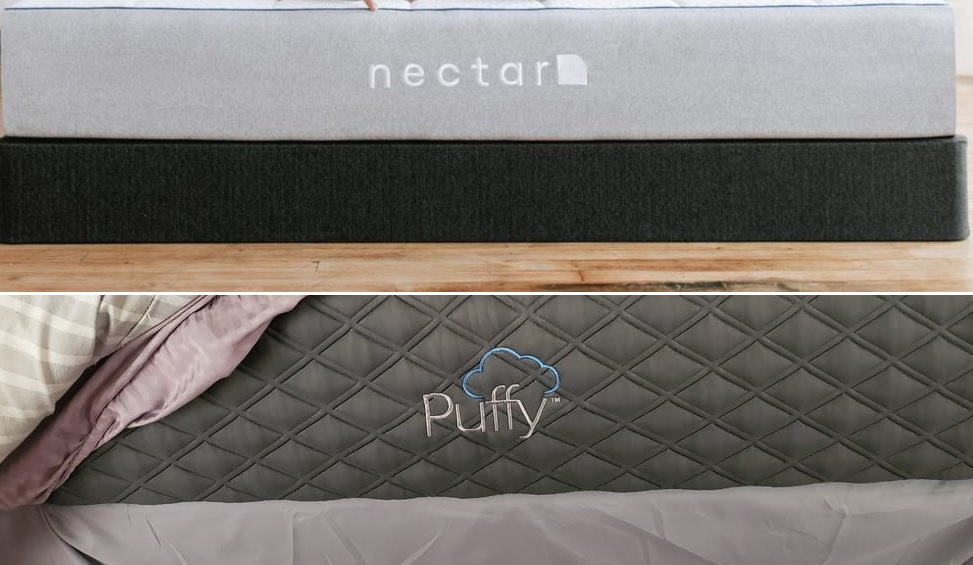 Which Would You Pick: Nectar VS Puffy Mattress