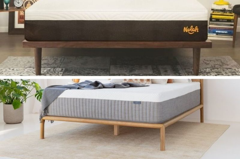 Nolah Sleep VS Brentwood Mattress: What are the Differences?