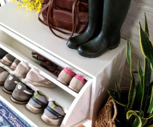 How To Build A Custom Shoe Rack From Scratch – 14 Cool Ideas