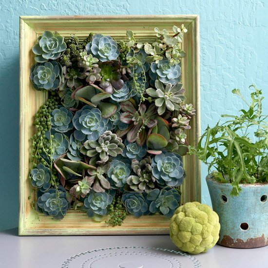 Cool Ways To Repurpose Picture Frames In DIY Projects