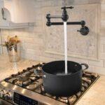VOKIM Pot Filler Oil Rubbed Bronze Faucet