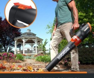 Top 5 Best Cordless Leaf Blowers
