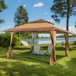13 x 13 Pop-Up Canopy Gazebo