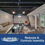 AlorAir Basement Dehumidifiers 90 Pints