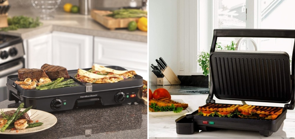 Electric Indoor Grill