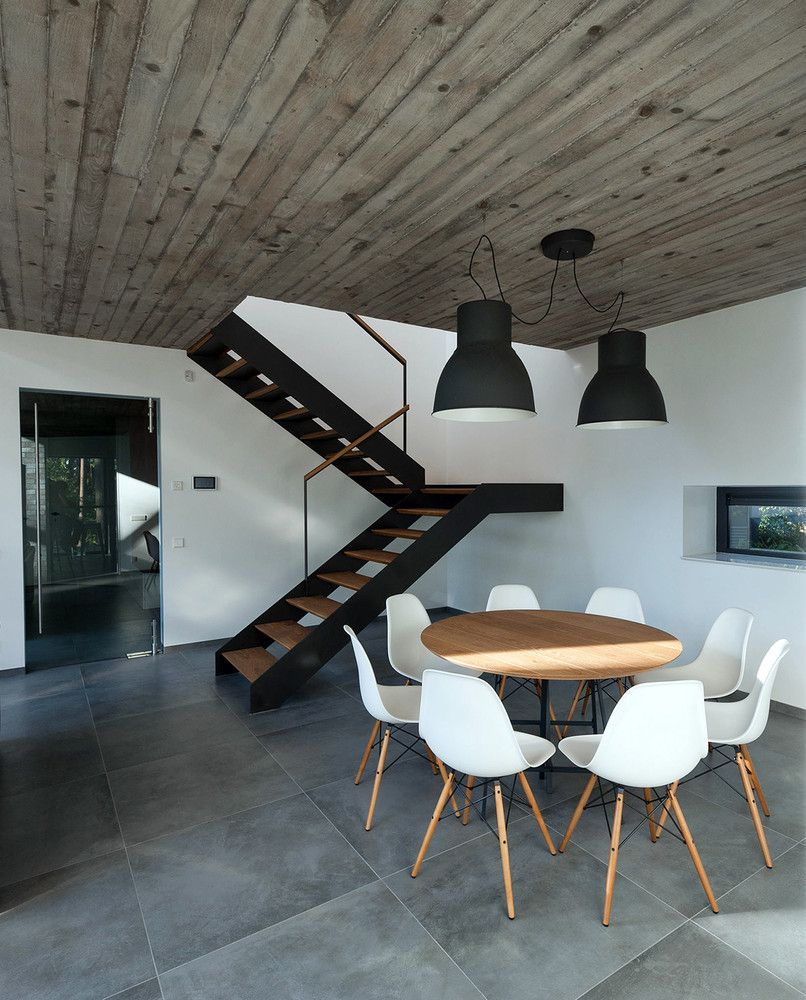 Inside there are large social areas for receiving and entertaining guests