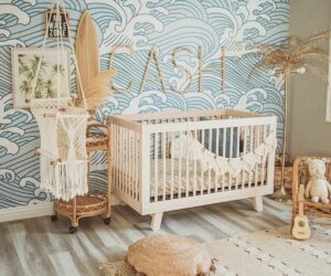 Charming Baby Nursery Room Decor Ideas From Instagram