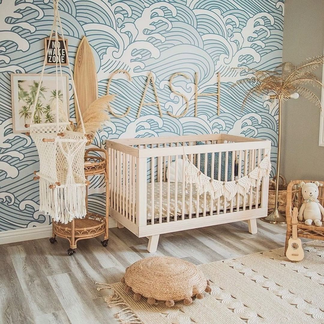 Charming Baby Nursery Room Decor Ideas