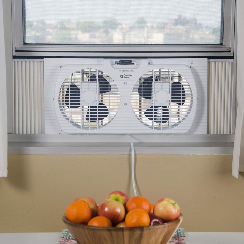 5 Best Window Fan for Multi Use – Efficient Ways To Circulate Air