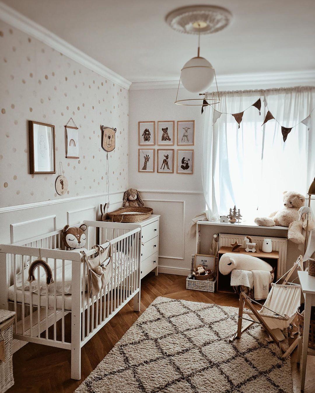 Charming Baby Nursery Room Decor Ideas From Instagram