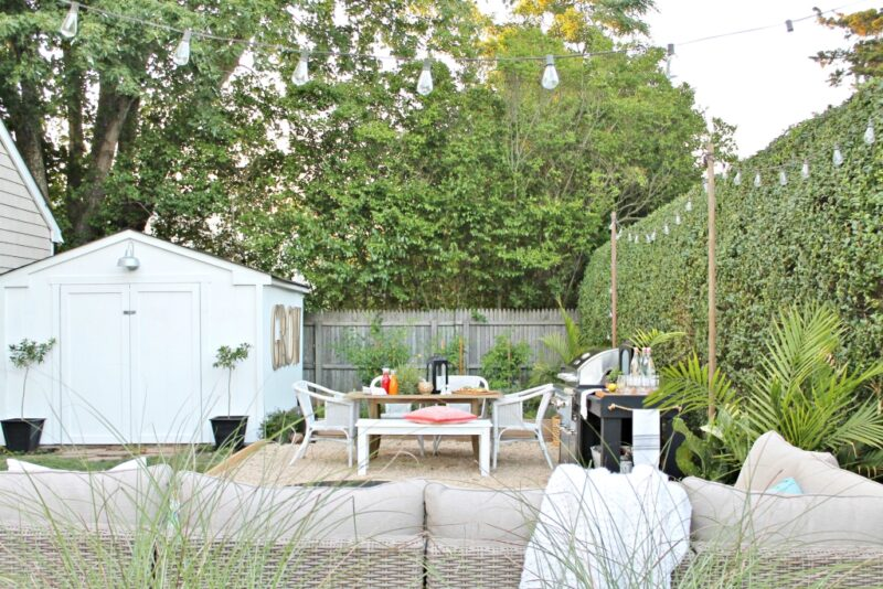 25 DIY Project Ideas for Upgrading Your Backyard