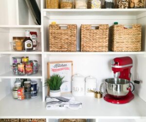 How To Efficiently Organize Your Pantry Using Shelving Systems