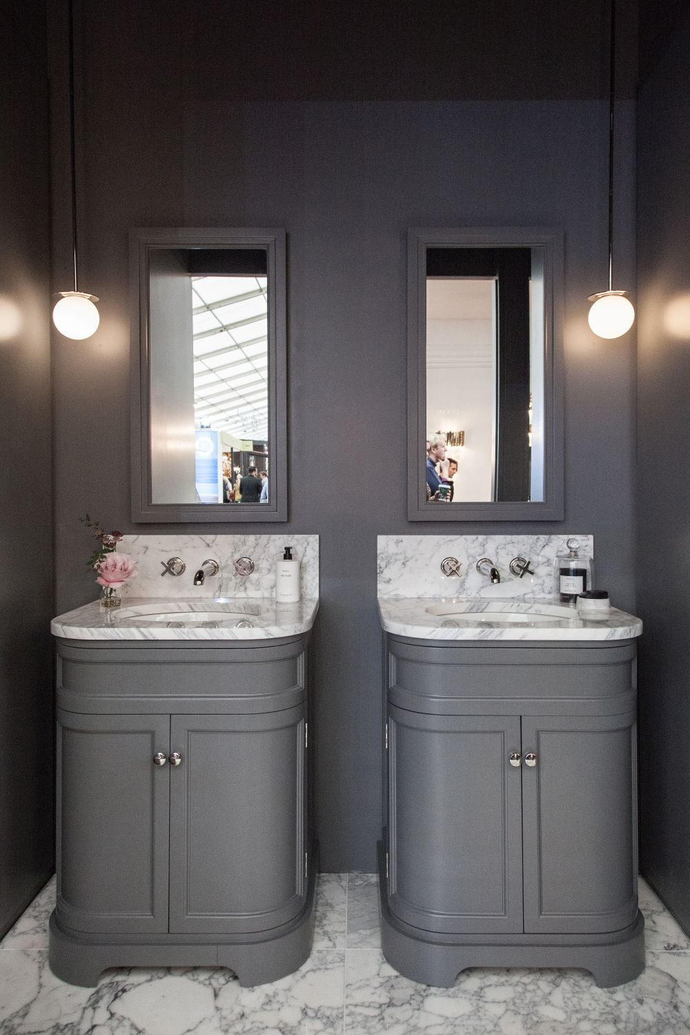 One Is Not Enough You Need A Modern Bathroom Double Vanity