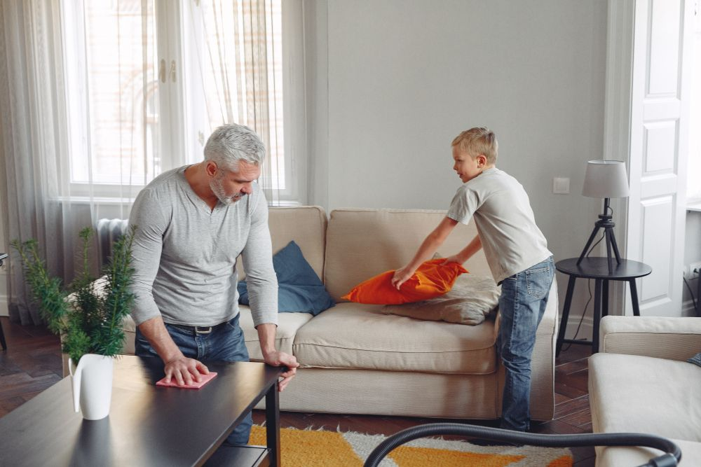 Home Cleaning and Disinfection in the Age of the Coronavirus