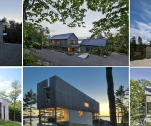 10 Modern Canadian Houses in Harmony With Their Surroundings