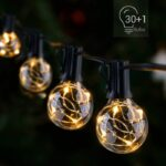 Novtech LED Outdoor String Lights