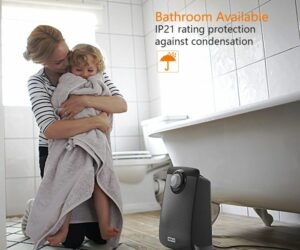 Best Electric Bathroom Heater for Your Home – 5 Different Types To Choose From