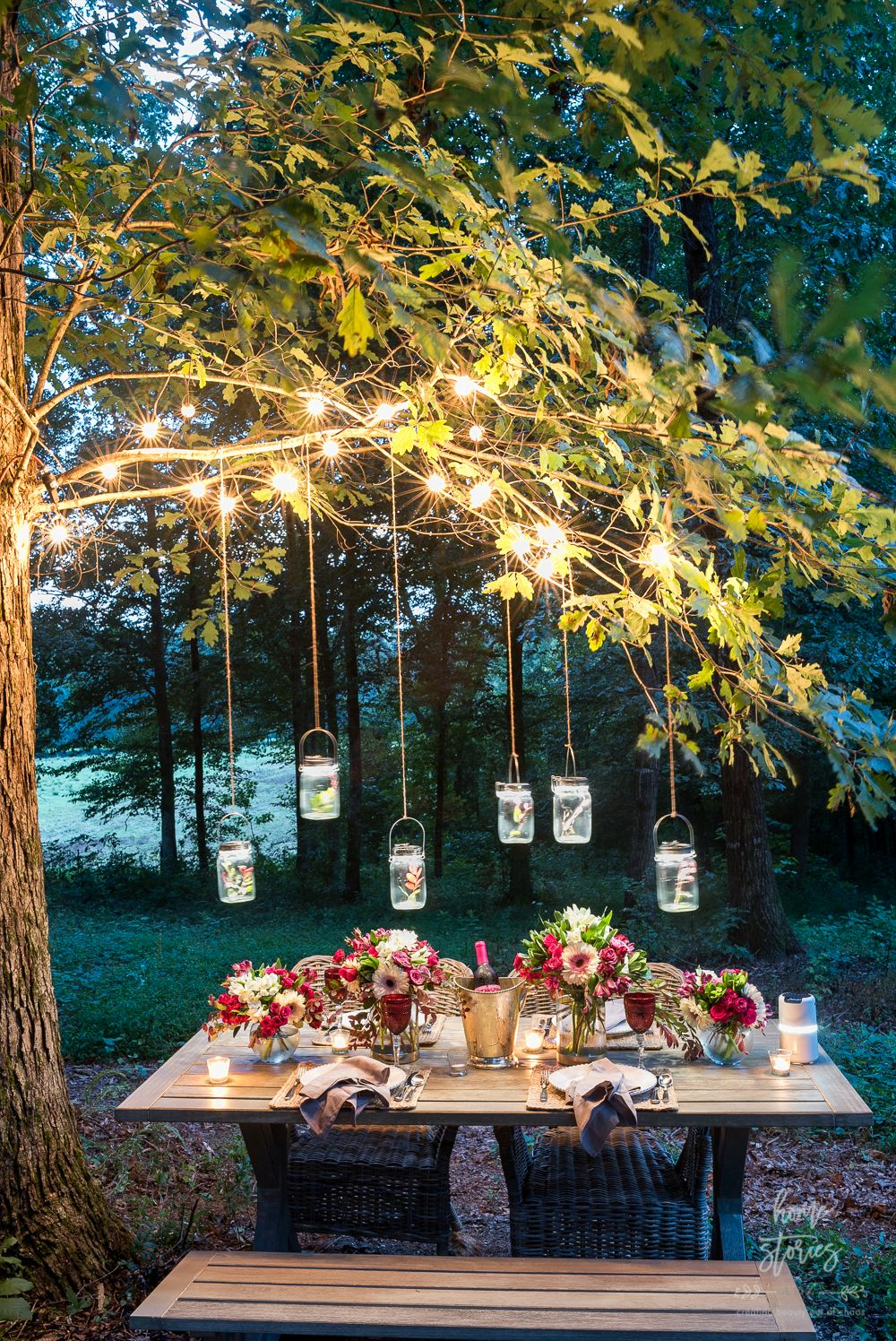 The Best Outdoor String Lights And How To Use Them