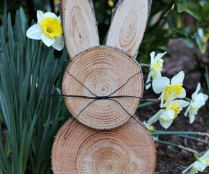 20 Rustic Farmhouse-Themed Easter Crafts With Adorable Designs