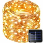 50ft Solar Copper Wire Fairy String Light