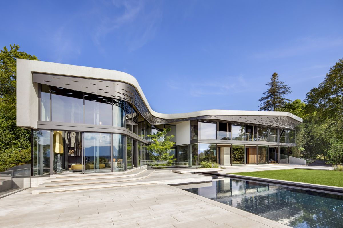 10 Modern Houses in Switzerland With Simple Designs and ...