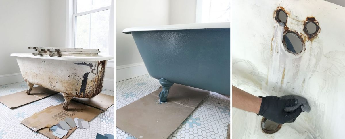 The Bathtub Refinishing Project - What It Takes And How To Do It