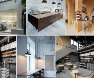5 Cool Coffee Shops With One-of-a-kind Designs