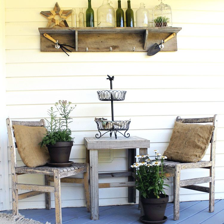 Rustic Veranda Decor Ideas – 15 Ways To Make This Area Look Beautiful