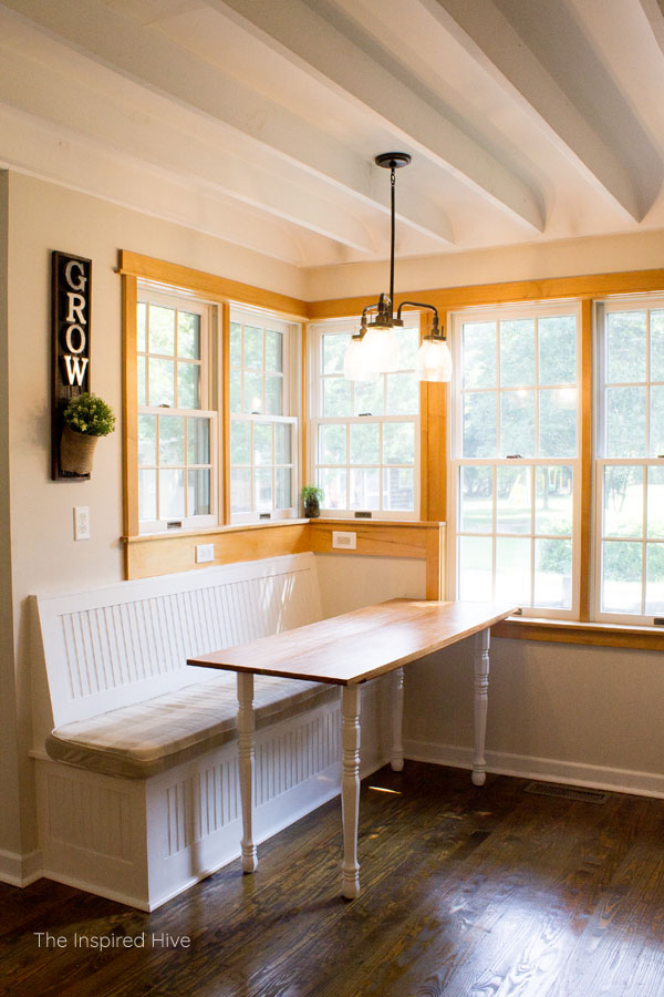 35 Breakfast Nook Bench Ideas That Will Cheer Up Your Mornings