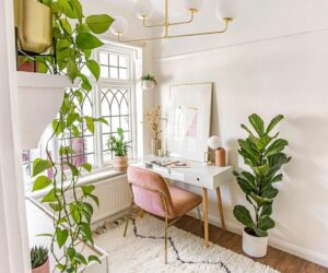 15 Office Decor Ideas from Instagram For Anyone Working From Home