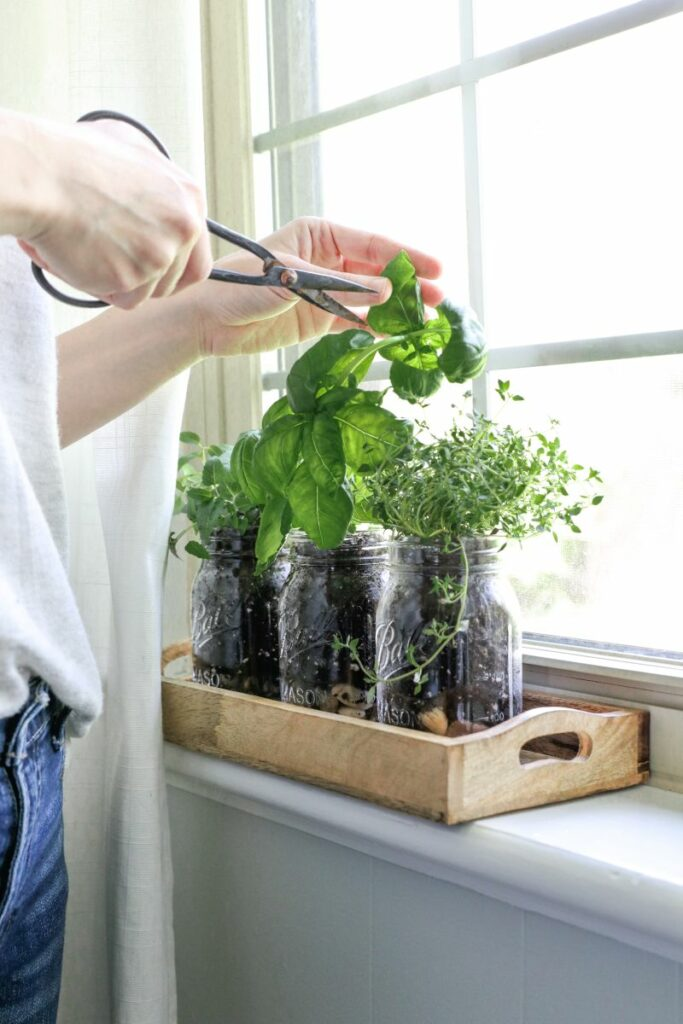 Mason Jar Crafts and Transformations
